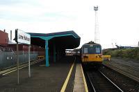 larne harbour station 1988