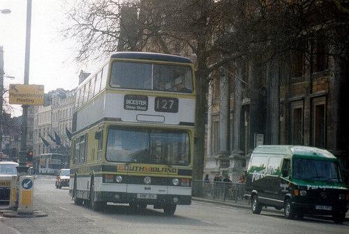 Oxford 3rd April 1988